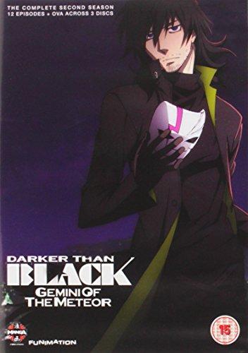 DARKER THAN BLACK―流星の双子―