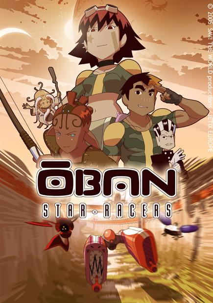 OBAN-STAR RACERS-